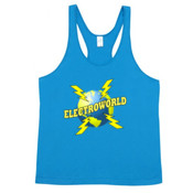 Electroworld Gym Singlet - Male
