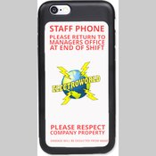 Staff Phone Cases